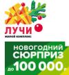 Новогодний сюрприз до 100 000 руб. на квартиру